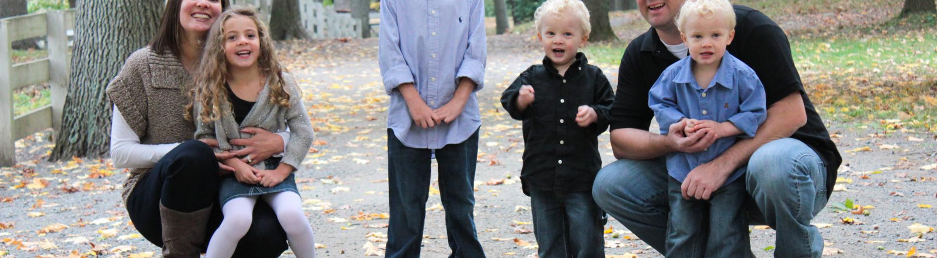 Portfolio: Fall Family